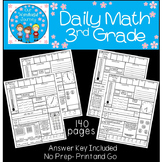 Daily Math for 3rd Grade
