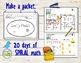 Morning Work Spiral Math | Kindergarten May