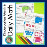 Daily Math for Kindergarten Month 6