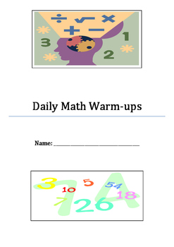 Daily Maths Warm Ups 2