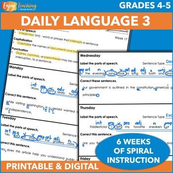 Daily Mechanics, Set 3