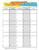 Daily Mental Math practice add and subtract within 20 CCSS