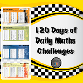 Daily Mental Maths Practice