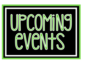 Daily Message Board - Homework, Upcoming Events, Specials, Objective and More!