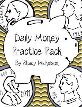Daily Money Practice Pack