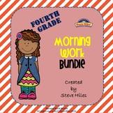 Daily Morning Work Bundle: Fourth Grade