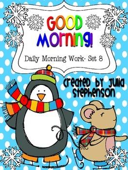 Daily Morning Work- Set 8