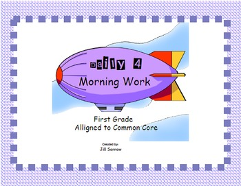 Daily Morning Work for the Entire School Year
