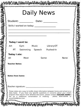 Daily News!