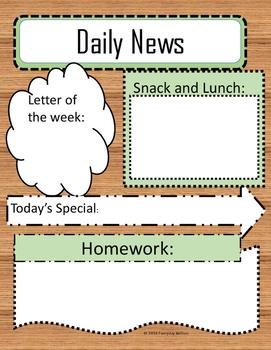 Daily Newsletter