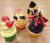 Daily Noodle-Doodle Project Plan: Clay Cupcakes