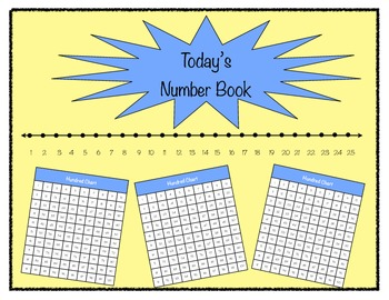 Daily Number Sense Routines Book