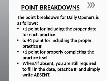 Daily Opener: SAT Prep