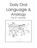 Daily Oral Language & Analogy for Second Grade