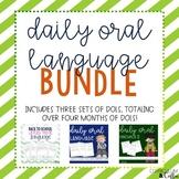 Daily Oral Language BUNDLE!