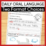 Daily Oral Language Bundle