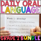 Daily Oral Language (DOL) BUNDLE: Aligned to the 2nd Grade CCSS • with GOOGLE