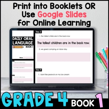 Daily Oral Language (DOL) Book 5: Aligned to the 2nd Grade CCSS ...