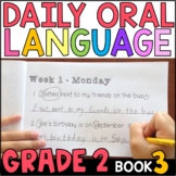 Daily Oral Language (DOL) Book 3: Aligned to the 2nd Grade CCSS