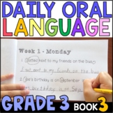 Daily Oral Language (DOL) Book 3: Aligned to the 3rd Grade CCSS