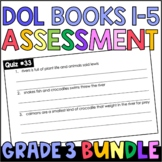 Daily Oral Language (DOL) Quiz Set BUNDLE: Aligned to the 3rd Grade Common Core