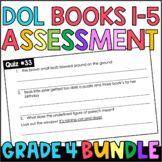 Daily Oral Language (DOL) Quiz Set BUNDLE: Aligned to the 4th Grade Common Core