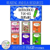 Daily Oral Language - Froggy's Fix-it! Bundle- Sentence Order