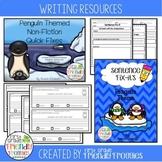 Sentence Practice - Fix it! Write it! Glue it! Draw it! -