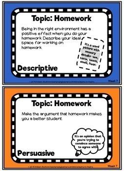 Daily Paragraph Practice: Descriptive, Persuasive, Narrative, Expository Writing