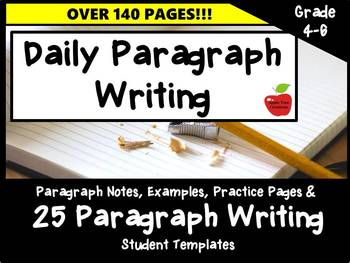 Daily Paragraph Writing