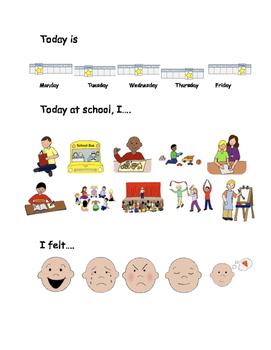 Daily Parent Communication Log