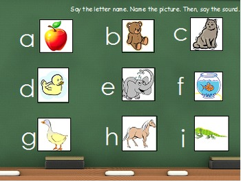 Daily Phonemic Awareness and Phonics Skills Week 1