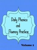 Daily Phonics and Fluency Practice