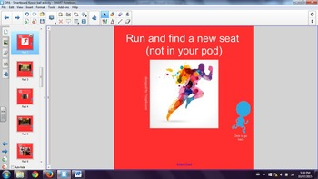 Daily Physical Activity - 30 Classroom Activities (PPT and Smart Notebook)