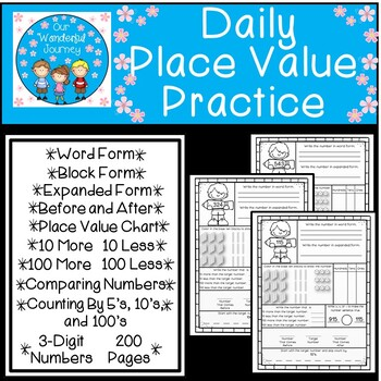 Daily Place Value Practice