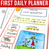 Daily Calendar Worksheets
