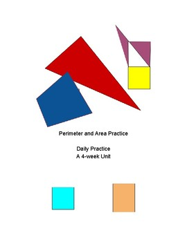 Daily Practice for Area and Perimeter