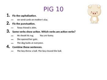 Daily Practice in Grammar