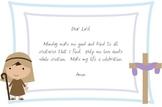 Daily Prayer Cards for Children