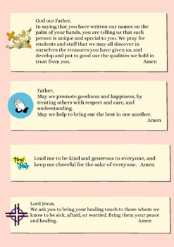 Daily Prayers for Teenagers.