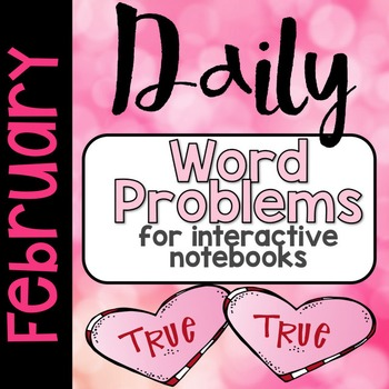 Daily Problem Solving: February