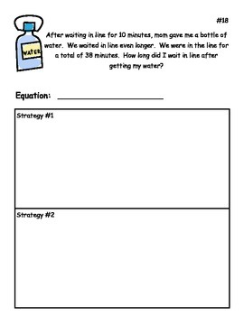 Daily Problem Solving For Struggling Students