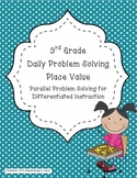 Daily Problem Solving for Place Value