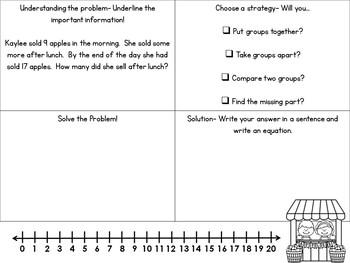 August/September Problem Solving Practice