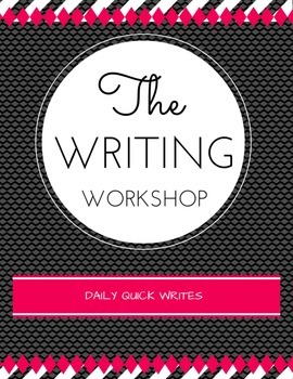 Daily Quick Writes For Upper Elementary: A Month of 5 Minute Writing Prompts