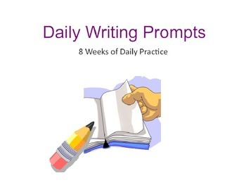 Daily Writing Prompts: Using the RAFT Strategy