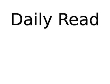 Daily Read Steps