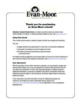 Daily Reading Comprehension, Grade 5 - Teacher's Edition, E-book