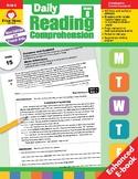 Daily Reading Comprehension, Grade 8