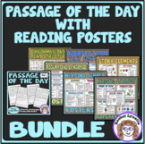 Daily Reading Comprehension Passages with Reading Strategy
